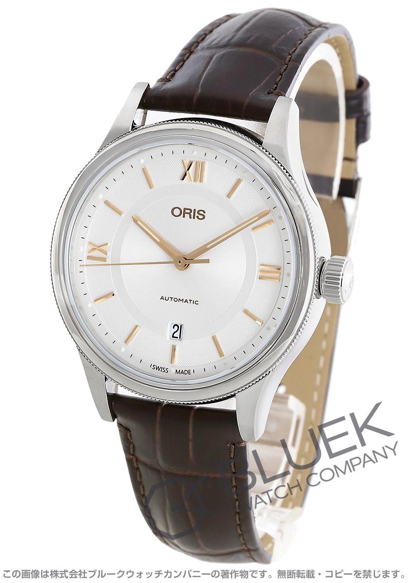 オリス クラシック デイト 腕時計 メンズ ORIS 733 7719 4071F