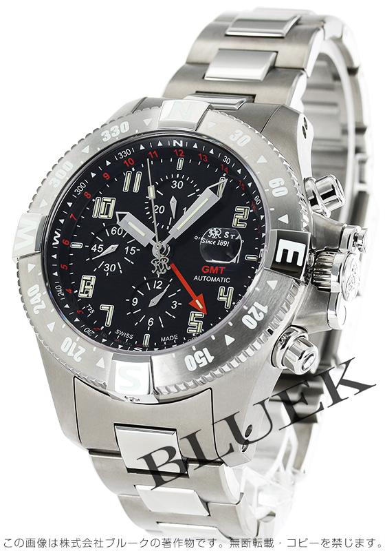 【6,000円OFFクーポン対象】ボールウォッチ エンジニア ハイドロカーボン スペースマスター クロノグラフ GMT 腕時計 メンズ BALL WATCH DC3036C-SAJ-BK