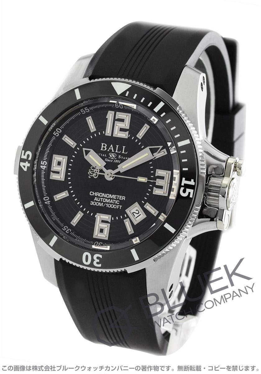 【最大3万円割引クーポン 11/01~】ボールウォッチ エンジニア ハイドロカーボン セラミックXV 300m防水 腕時計 メンズ BALL WATCH DM2136A-PCJ-BK