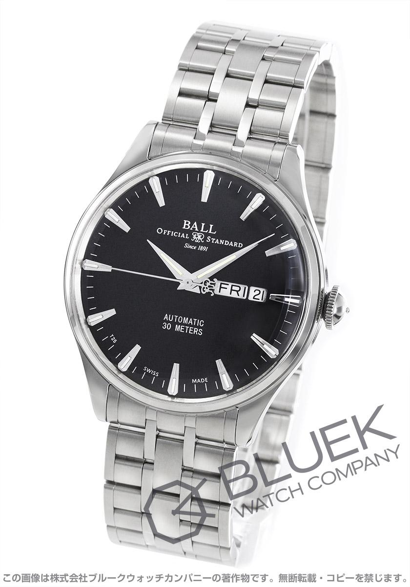 ボールウォッチ トレインマスター エタニティ 腕時計 メンズ BALL WATCH NM2080D-SJ-BK