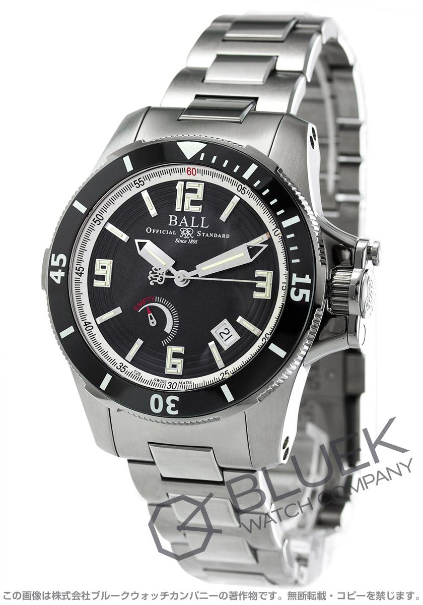 【最大3万円割引クーポン 11/01~】ボールウォッチ エンジニア ハイドロカーボン ハンレー 世界限定500本 パワーリザーブ 腕時計 メンズ BALL WATCH PM2096B-S1J-BK