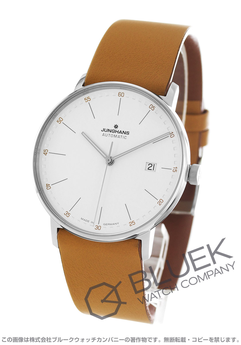 ユンハンス フォームA 腕時計 メンズ JUNGHANS 027/4734.00