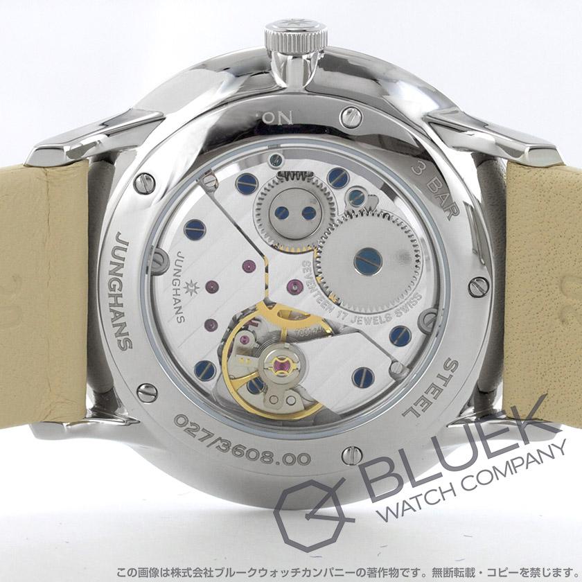 ユンハンス マイスター ドライバー 腕時計 メンズ JUNGHANS 027/3608.00_8