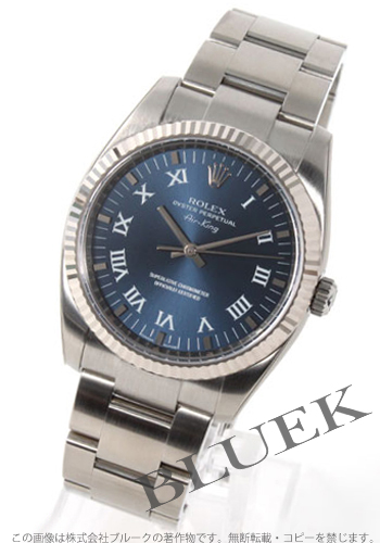 Rolex Rolex Air-King mens Ref.114234 watch clock