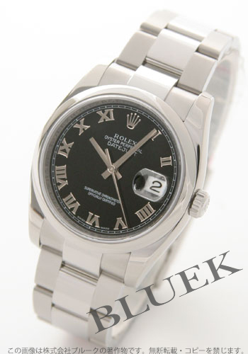 Rolex Rolex date just men Ref .116200 watch clock
