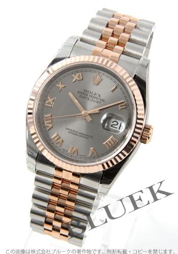Rolex Rolex date just men Ref .116231 watch clock