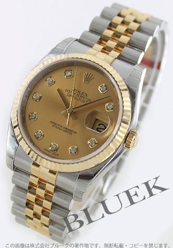 Rolex Rolex Datejust mens Ref.116233G watch clock