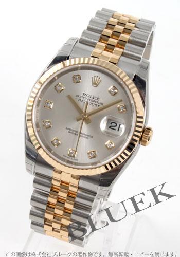 Rolex Rolex date just men Ref.116233G watch clock