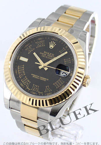 Rolex Rolex Datejust mens Ref.116333 watch clock