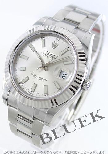 Rolex Rolex Datejust II mens Ref.116334 watch clock
