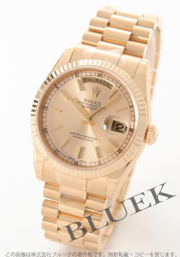 Rolex Rolex Oyster Perpetual men's Ref.118238 watch clock