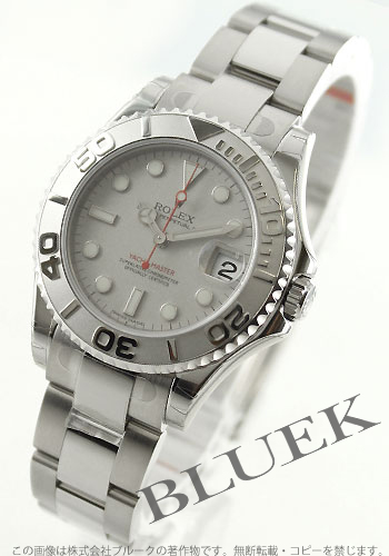 Rolex Rolex Yacht-Master boys Ref.168622 watch clock