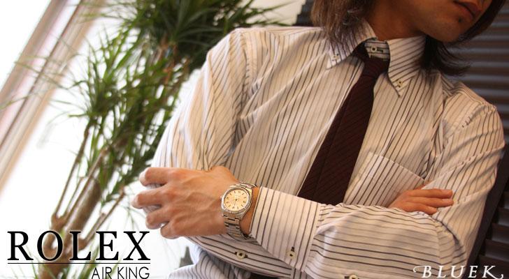Rolex ROLEX Air-King mens Ref.114210