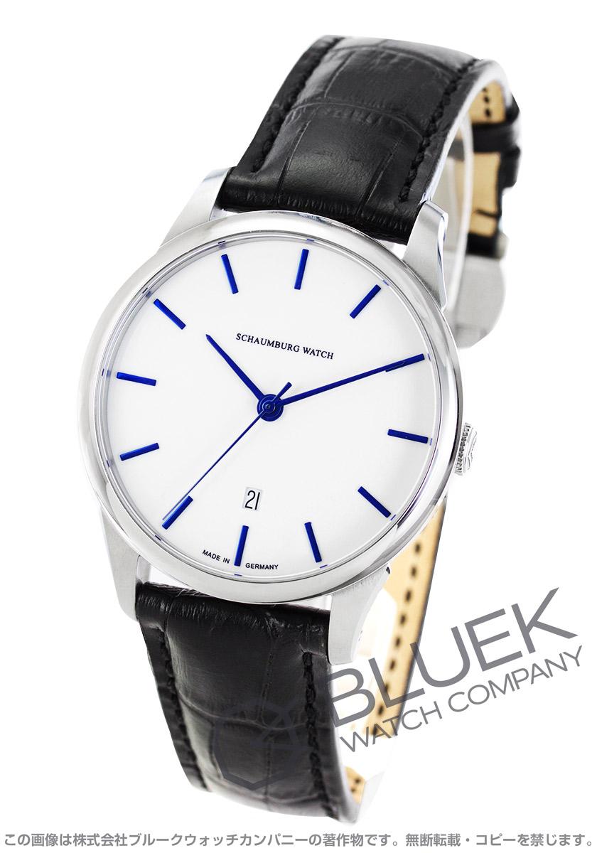 シャウボーグ ピュリスト 1 腕時計 メンズ SCHAUMBURG PURIST-1
