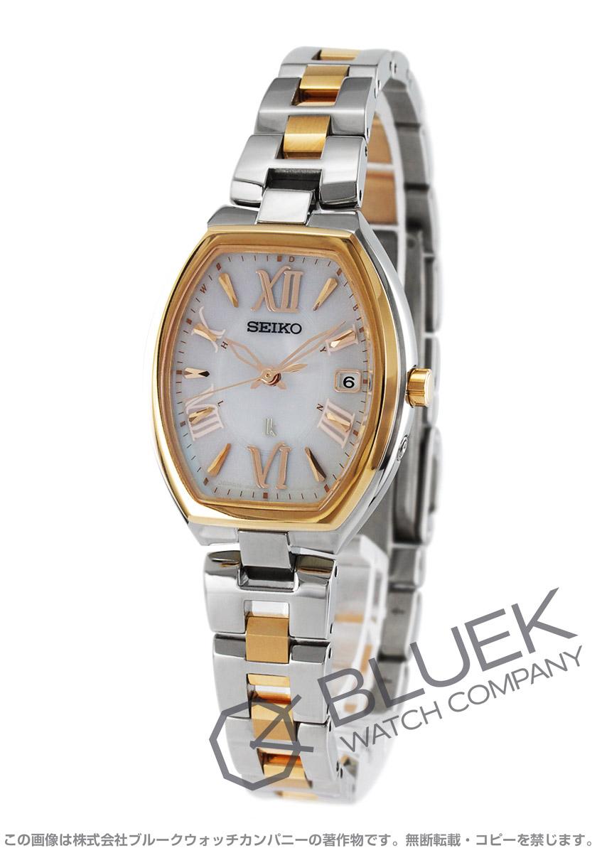 【1,000円OFFクーポン対象】セイコー ルキア 腕時計 レディース SEIKO SSQW028