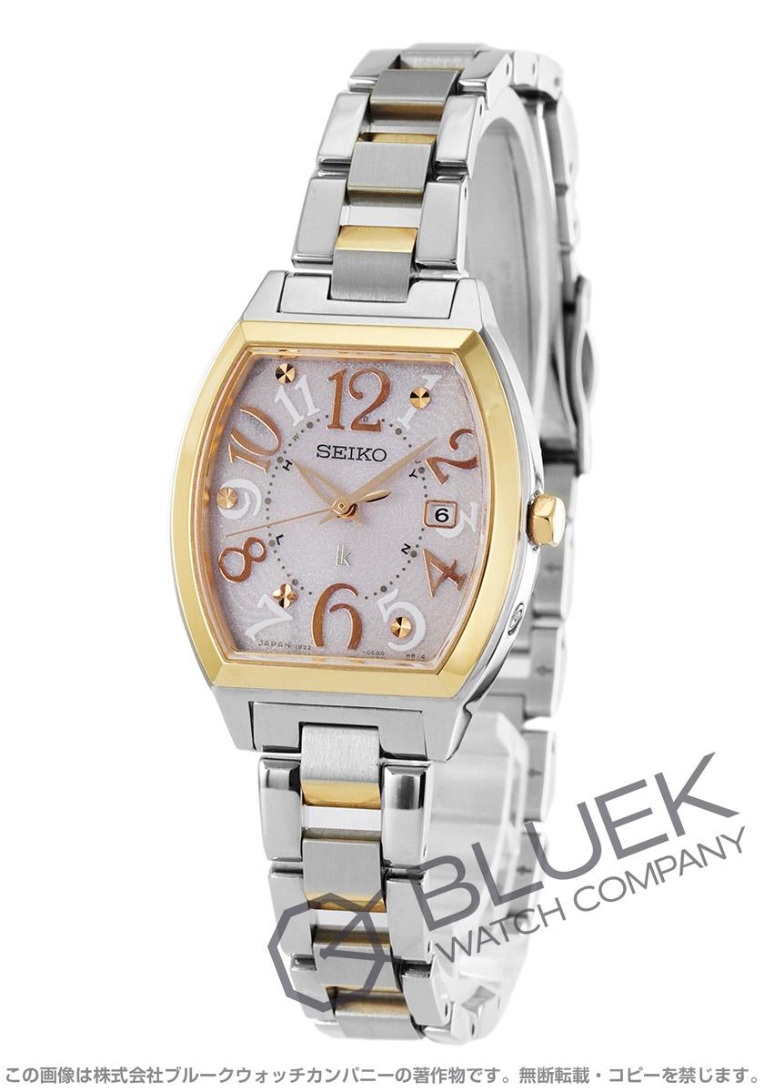 【1,000円OFFクーポン対象】セイコー ルキア 腕時計 レディース SEIKO SSVW048