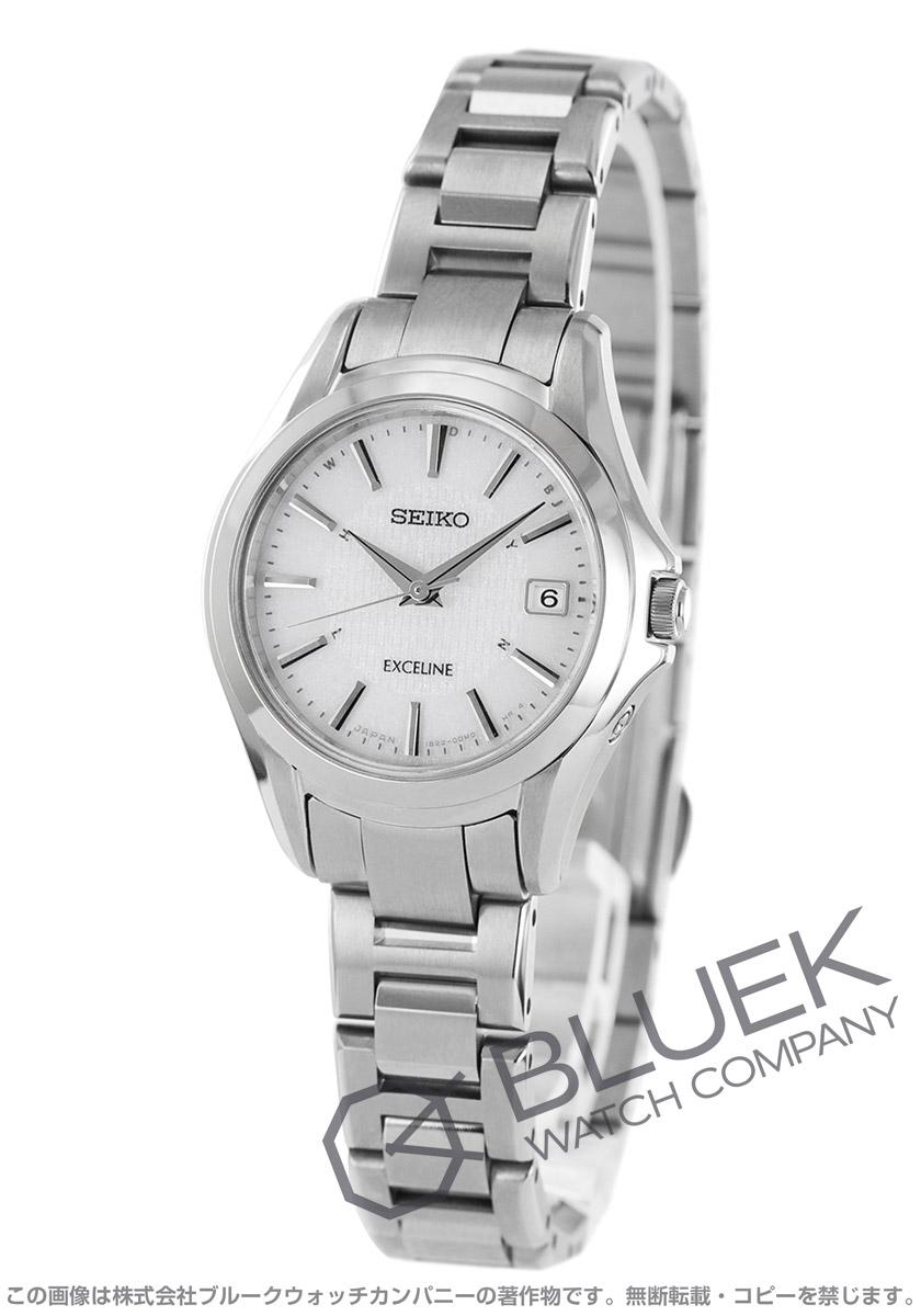 【3,000円OFFクーポン対象】セイコー エクセリーヌ 腕時計 レディース SEIKO SWCW095