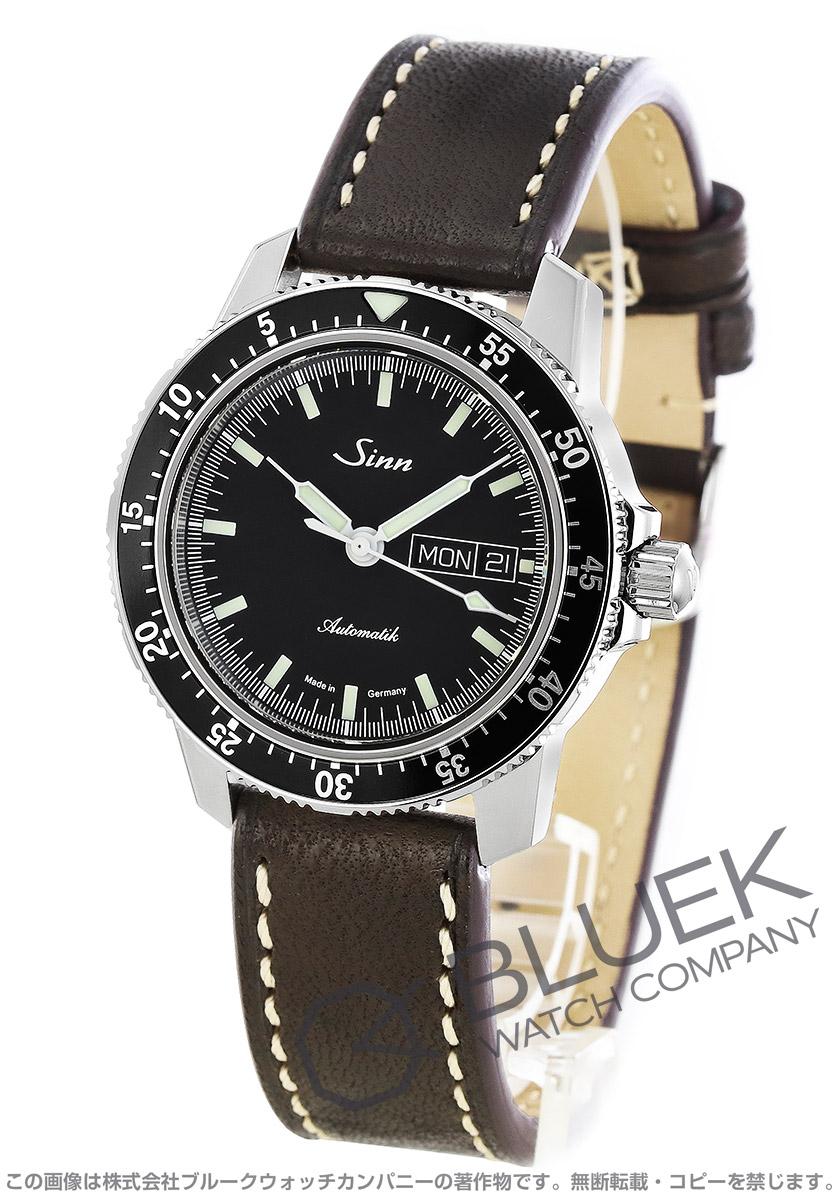 ジン パイロットウォッチ 腕時計 メンズ Sinn 104.010.ST.SA.I-LS