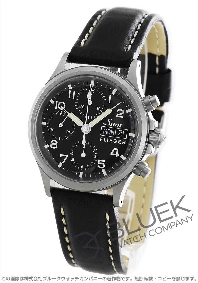 ジン クロノグラフ 腕時計 メンズ Sinn 356.FLIEGER