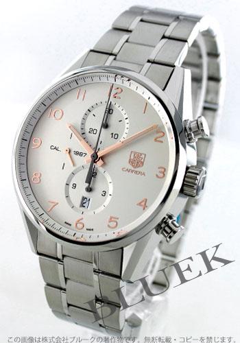 タグホイヤーカレラキャリバー 1887 automatic chronograph silver men CAR2012.BA0796