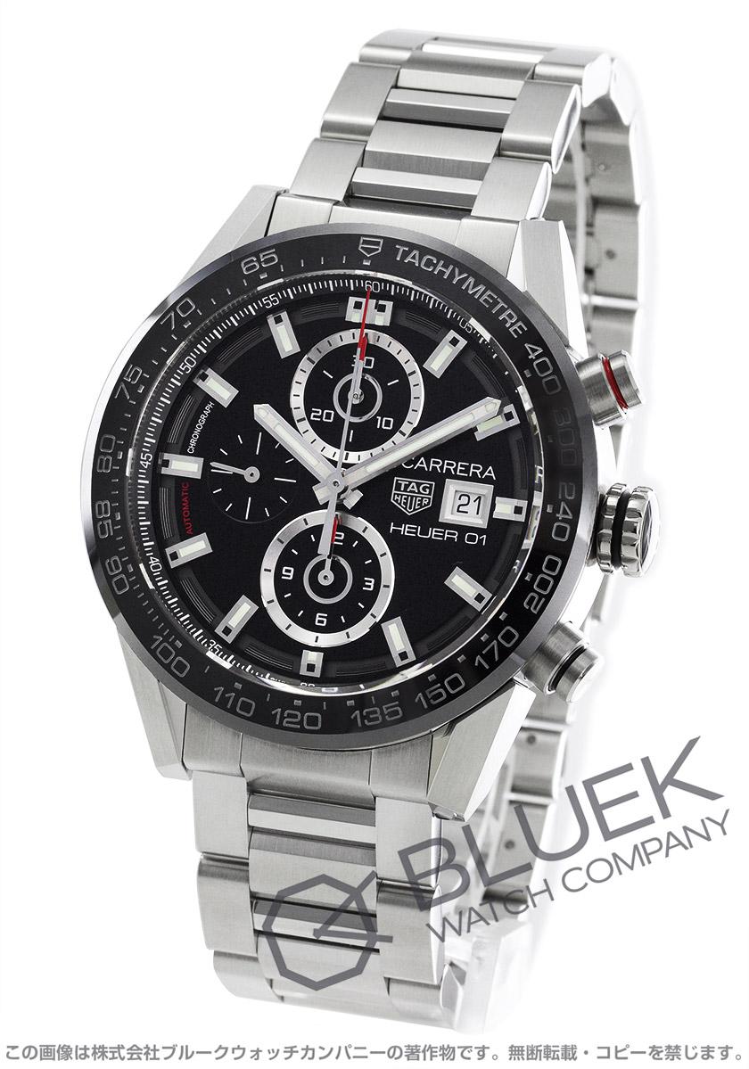 タグホイヤー カレラ ホイヤー01 クロノグラフ 腕時計 メンズ TAG Heuer CAR201Z.BA0714