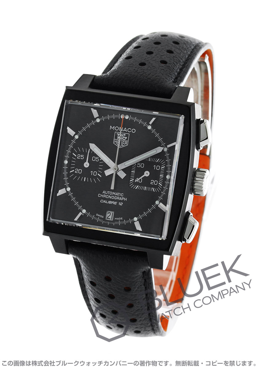 Tag Heuer Monaco of TAGHeuer ACM limited men's CAW211M. FC6324