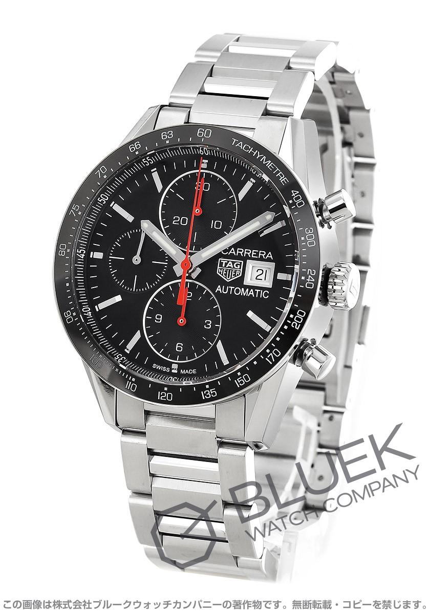 タグホイヤー カレラ クロノグラフ 腕時計 メンズ TAG Heuer CV201AK.BA0715
