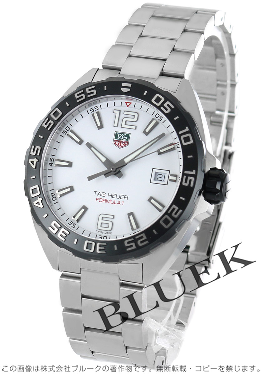 タグホイヤー フォーミュラ1 腕時計 メンズ TAG Heuer WAZ1111.BA0875