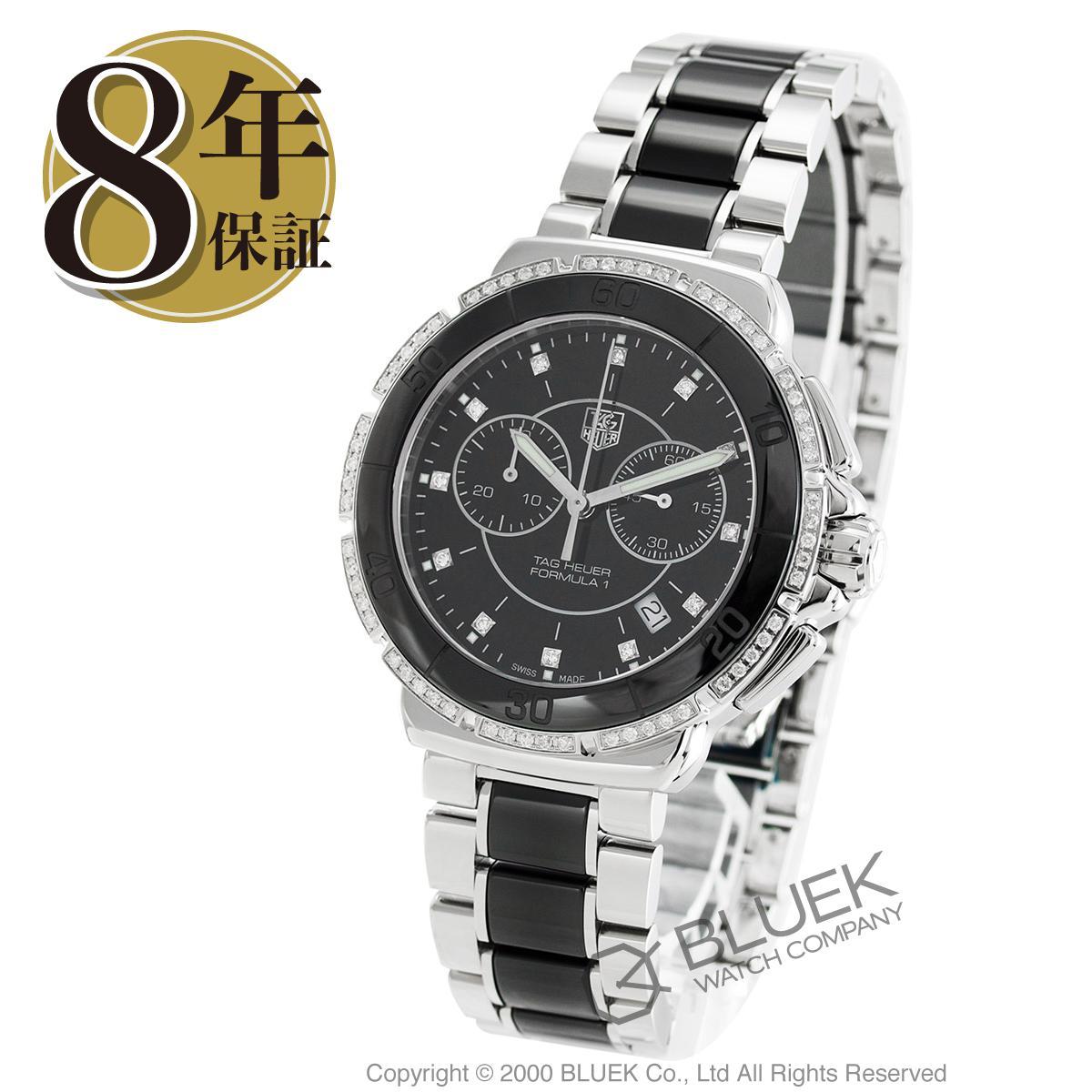 【最大3万円割引クーポン 11/01~】タグホイヤー フォーミュラ1 クロノグラフ ダイヤ 腕時計 メンズ TAG Heuer CAH1212.BA0862_8
