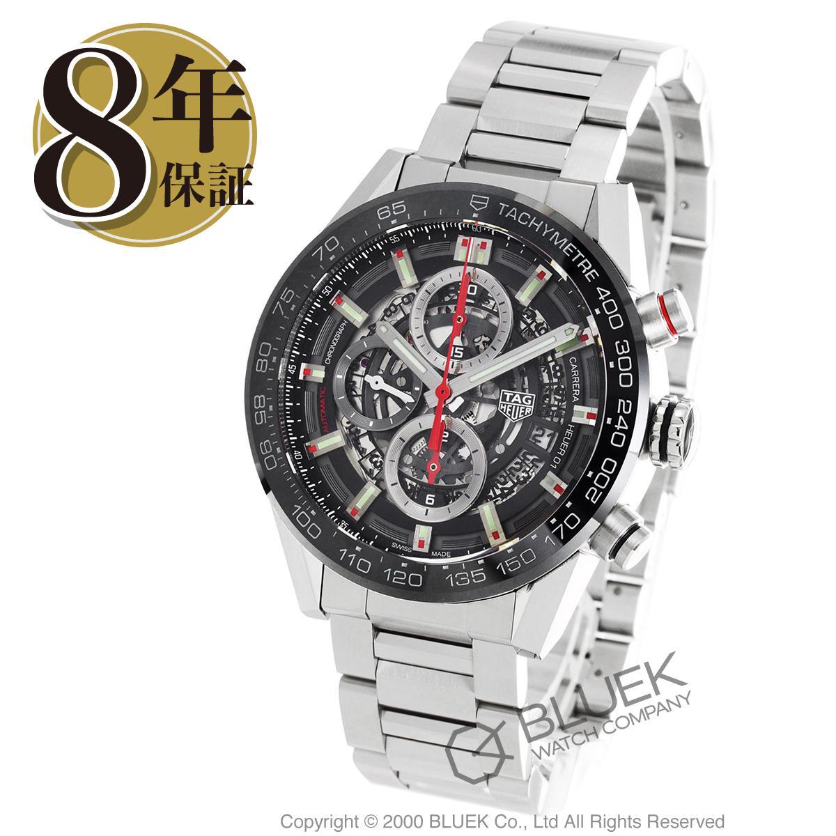 タグホイヤー カレラ ホイヤー01 クロノグラフ 腕時計 メンズ TAG Heuer CAR201V.BA0714_8