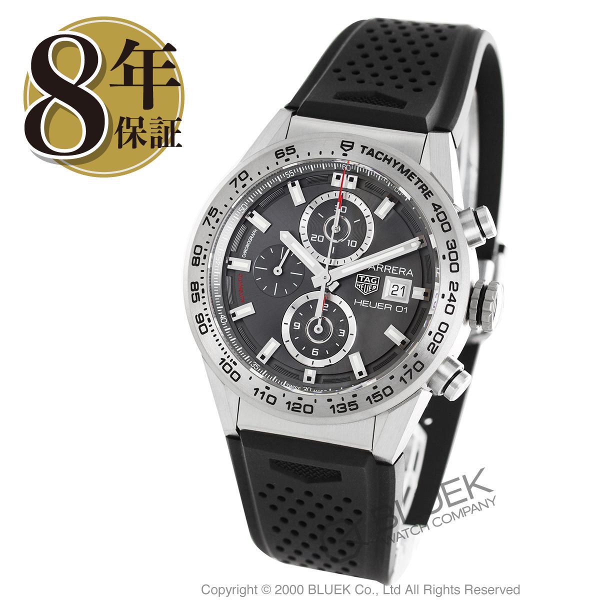 タグホイヤー カレラ ホイヤー01 クロノグラフ 腕時計 メンズ TAG Heuer CAR208Z.FT6046_8