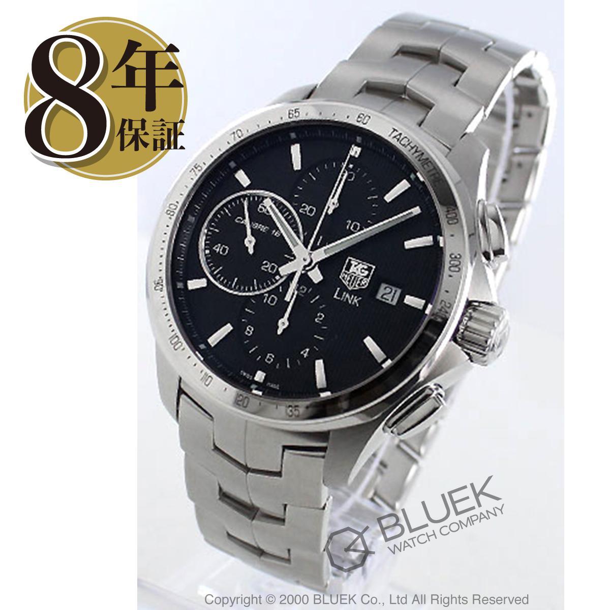 【最大3万円割引クーポン 11/01~】タグホイヤー リンク クロノグラフ 腕時計 メンズ TAG Heuer CAT2010.BA0952_8