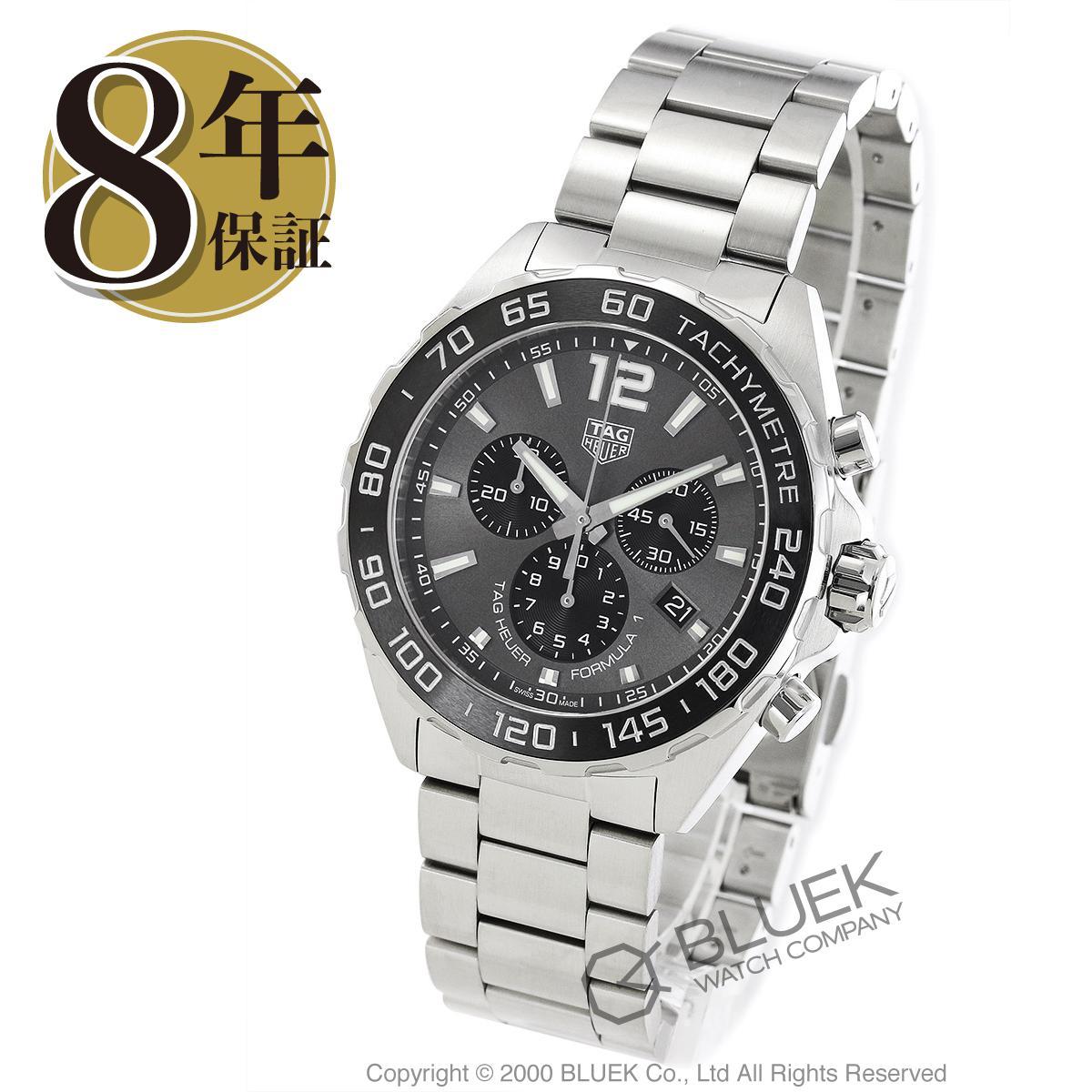 タグホイヤー フォーミュラ1 クロノグラフ 腕時計 メンズ TAG Heuer CAZ1011.BA0842_8