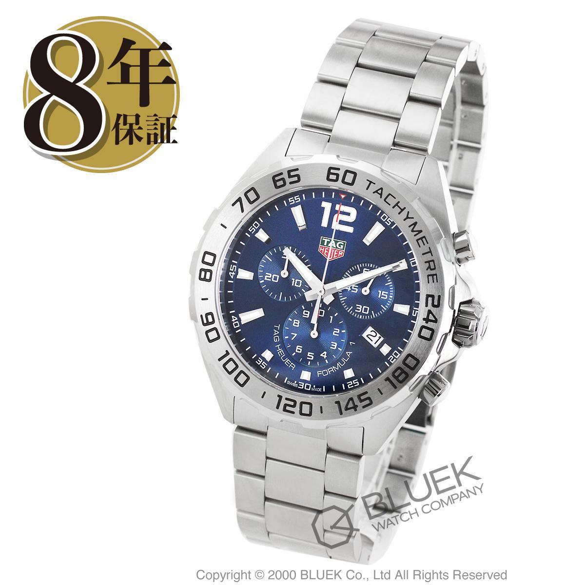 タグホイヤー フォーミュラ1 クロノグラフ 腕時計 メンズ TAG Heuer CAZ101K.BA0842_8 バーゲン 成人祝い ギフト プレゼント