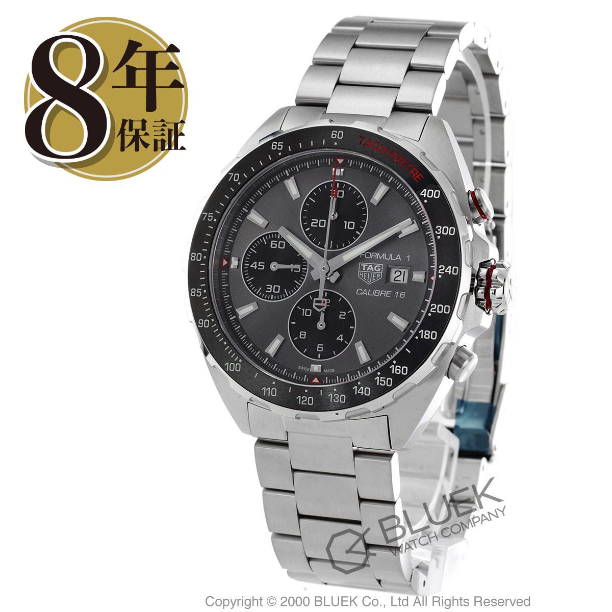 タグホイヤー フォーミュラ1 クロノグラフ 腕時計 メンズ TAG Heuer CAZ2012.BA0876_8 バーゲン 成人祝い ギフト プレゼント
