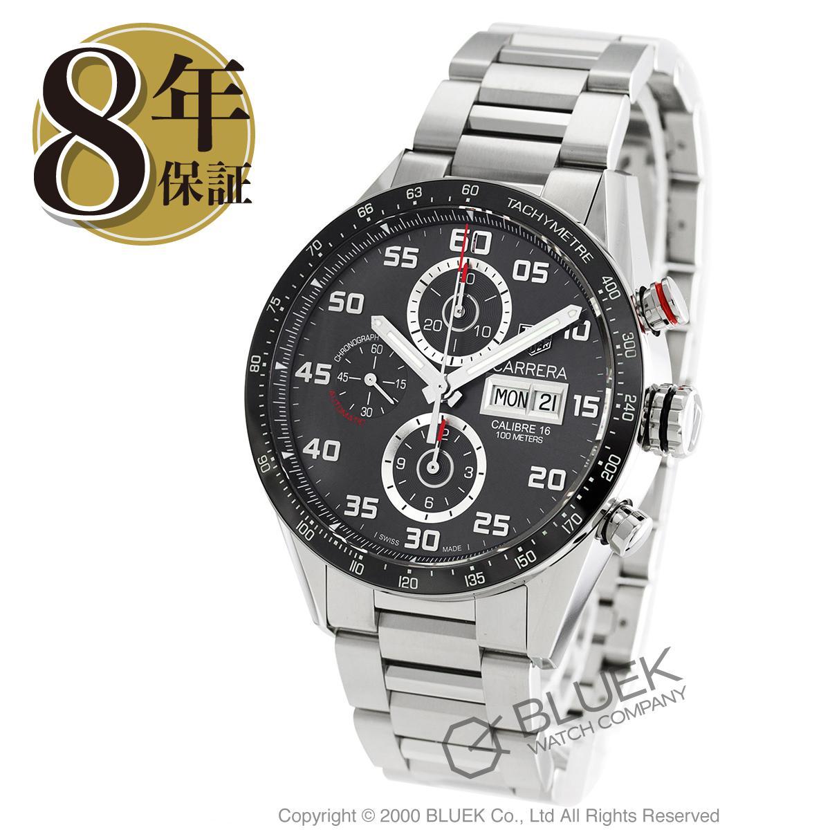 タグホイヤー カレラ クロノグラフ 腕時計 メンズ TAG Heuer CV2A1U.BA0738_8 バーゲン 成人祝い ギフト プレゼント