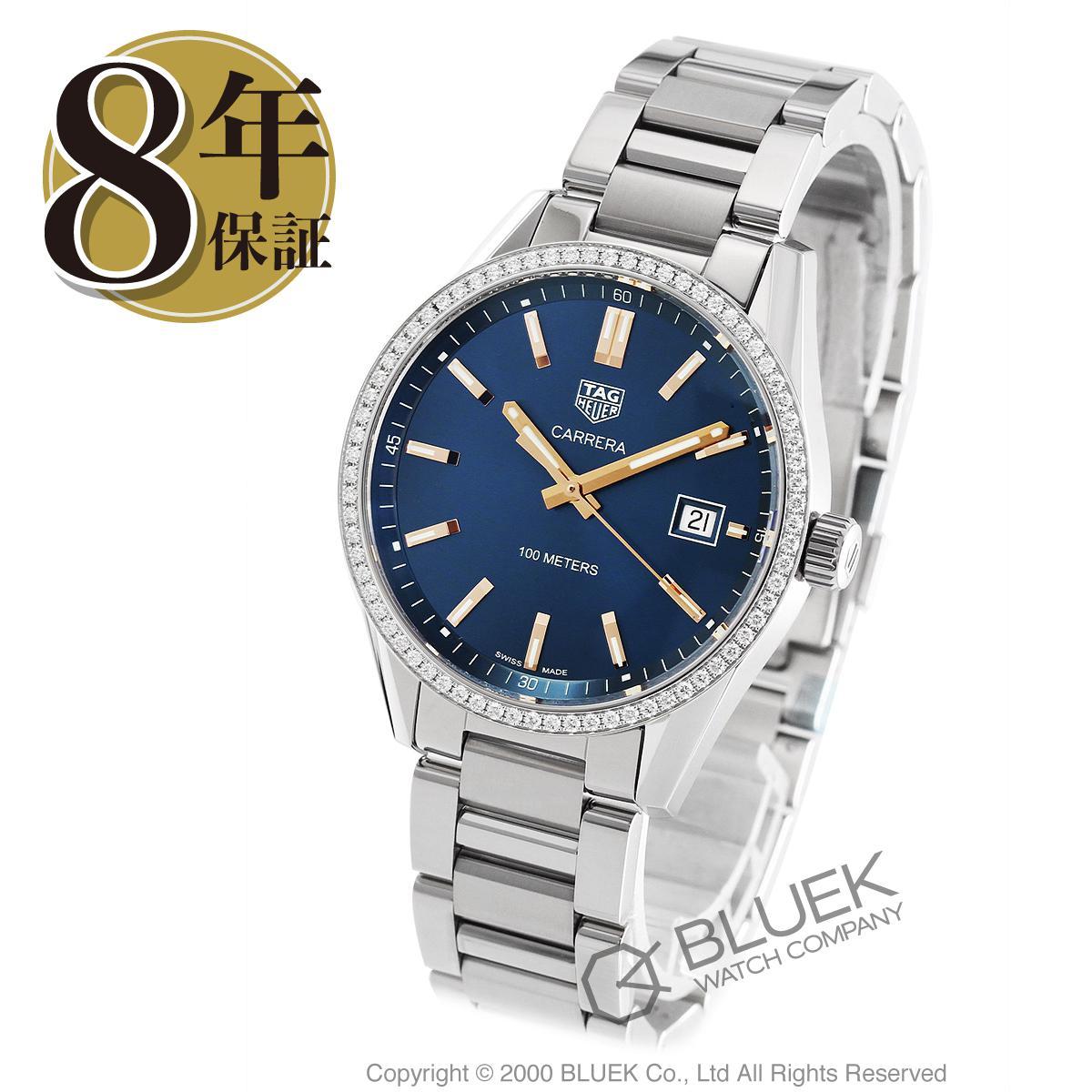 タグホイヤー カレラ ダイヤ 腕時計 ユニセックス TAG Heuer WAR1114.BA0601_8