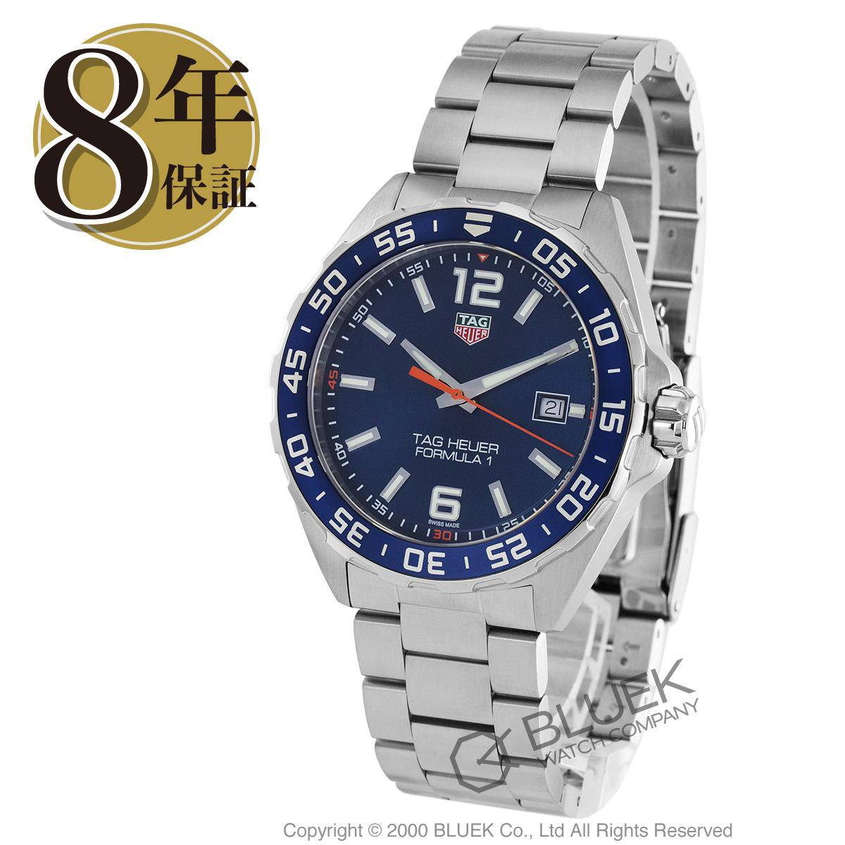 タグホイヤー フォーミュラ1 腕時計 メンズ TAG Heuer WAZ1010.BA0842_8 バーゲン 成人祝い ギフト プレゼント