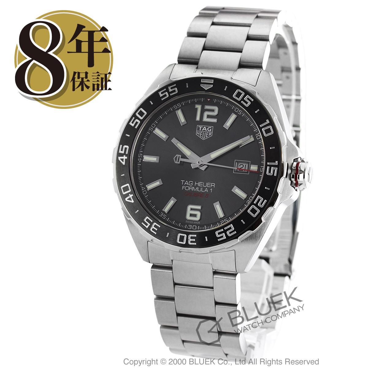 【最大3万円割引クーポン 11/01~】タグホイヤー フォーミュラ1 腕時計 メンズ TAG Heuer WAZ2011.BA0842_8