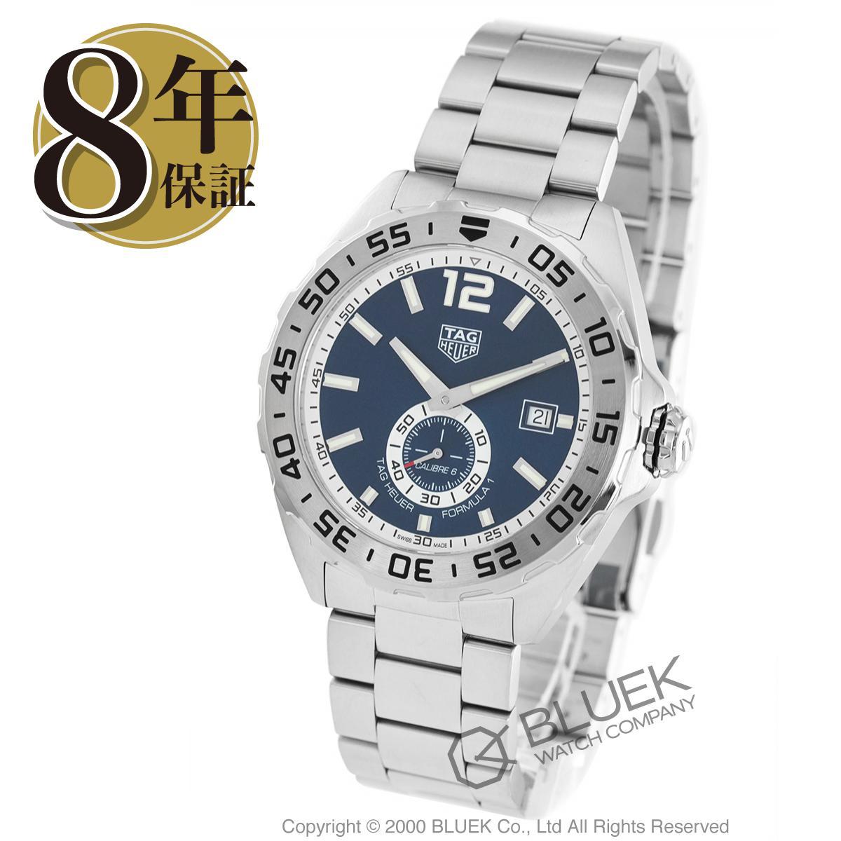 【最大3万円割引クーポン 11/01~】タグホイヤー フォーミュラ1 腕時計 メンズ TAG Heuer WAZ2014.BA0842_8