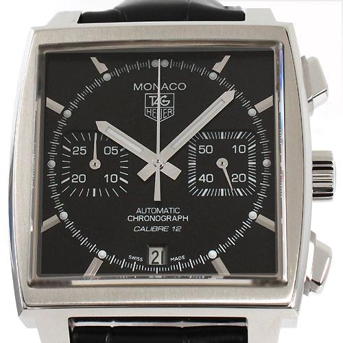 TAG Heuer  Monaco Calibre 12  Automatic Chronograph   CAW2110.FC6177