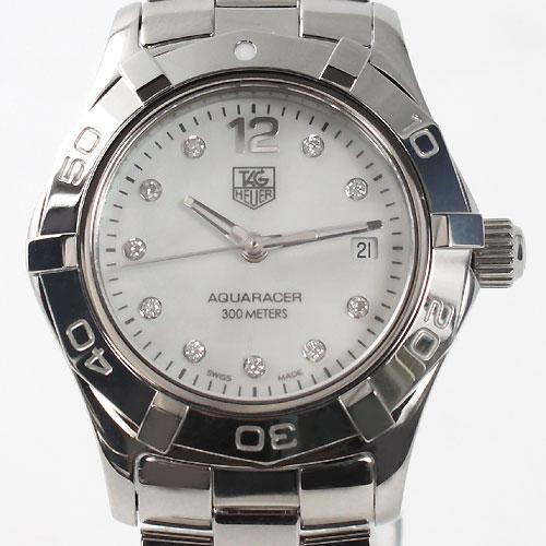 Tag Heuer TAGHeuer Aquaracer women's WAF1415... BA0824 watch watches