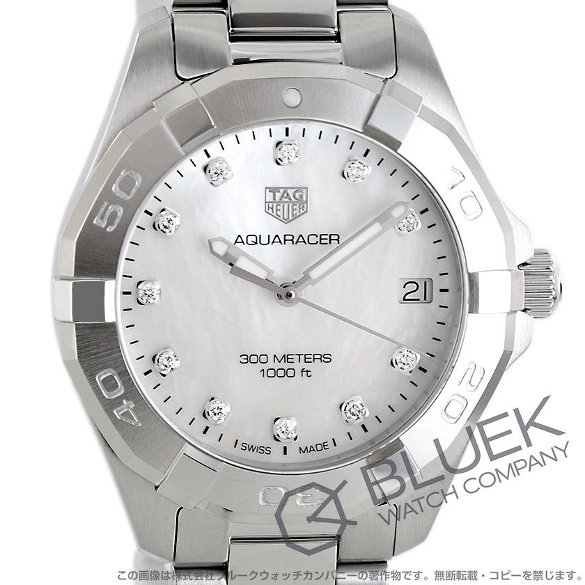 タグホイヤー アクアレーサー 300m防水 ダイヤ 腕時計 レディース TAG Heuer WBD1314.BA0740_8