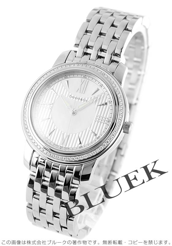 【6,000円OFFクーポン対象】ティファニー マーク ダイヤ 腕時計 レディース TIFFANY Z0046.17.10B91A00A