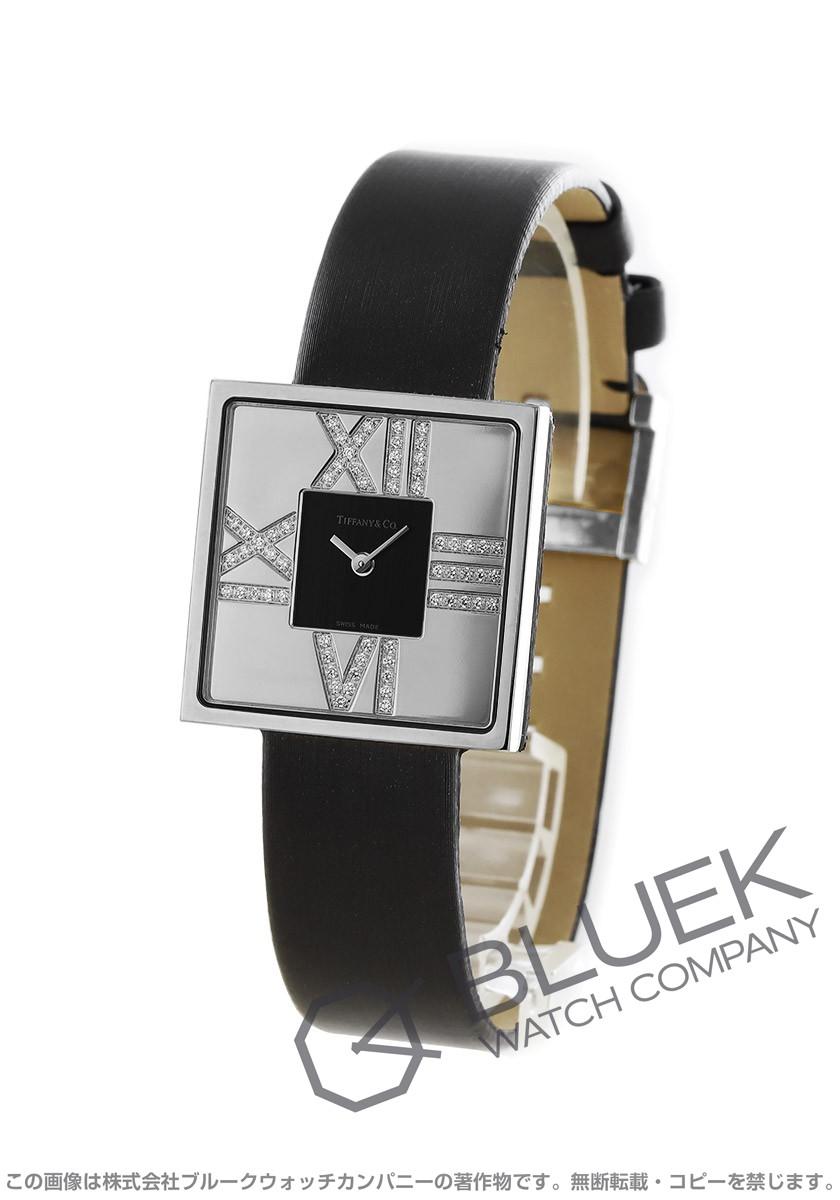 【6,000円OFFクーポン対象】ティファニー カクテル ダイヤ サテンレザー 腕時計 レディース TIFFANY Z1950.10.40E10A40E