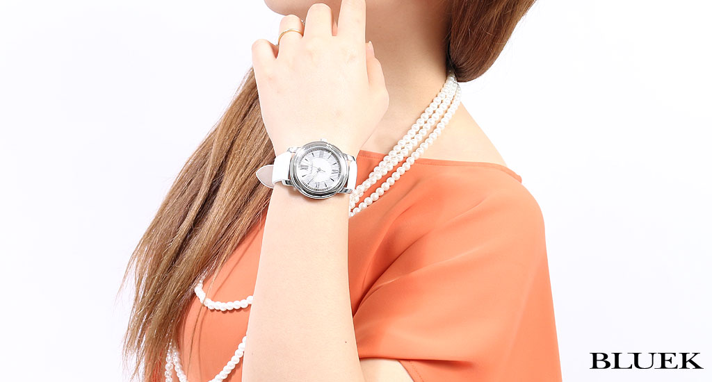 ティファニー マーク サテンレザー 腕時計 レディース TIFFANY Z0046.17.10A91A40A