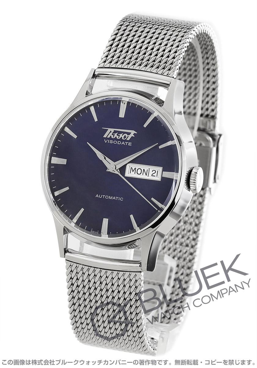 ティソ ヘリテージ ヴィソデイト 腕時計 メンズ TISSOT T019.430.11.041.00