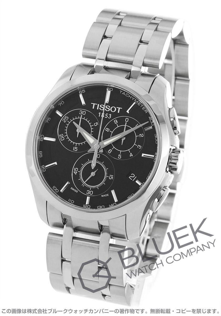 ティソ T-クラシック クチュリエ クロノグラフ 腕時計 メンズ TISSOT T035.617.11.051.00