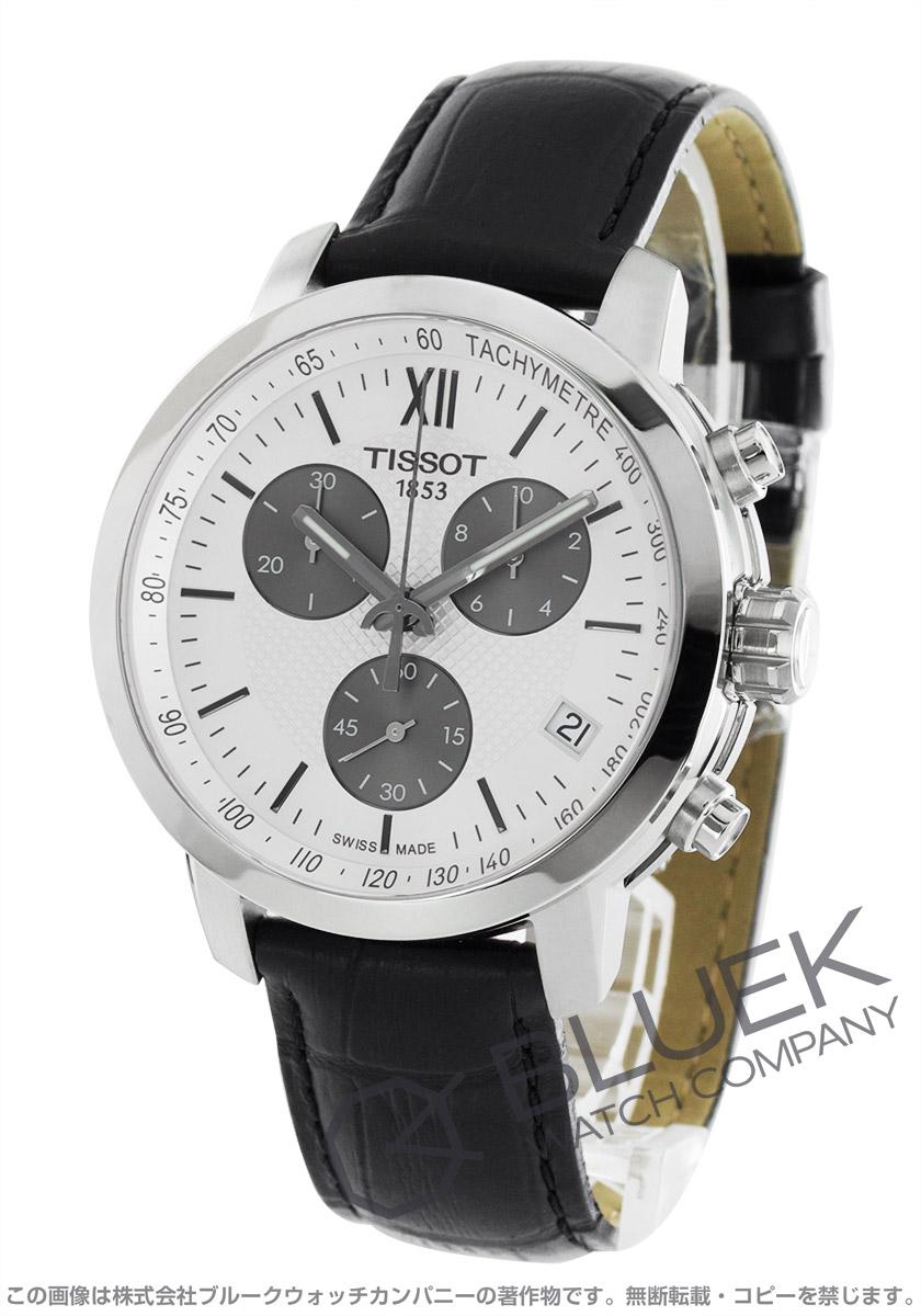 ティソ T-スポーツ PRC200 クロノグラフ 腕時計 メンズ TISSOT T055.417.16.038.00