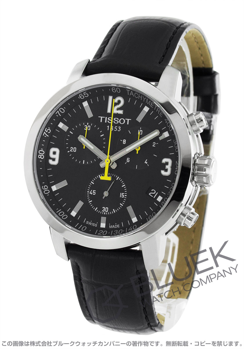 ティソ T-スポーツ PRC200 クロノグラフ 腕時計 メンズ TISSOT T055.417.16.057.00